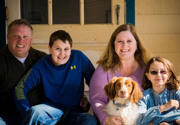 Journey through autism begins with Vista's support